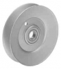 "Exmark V Idler Pulley 5"" OD, 1-1/8"" Width, .669 Bore  No. 603805"