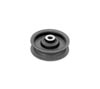 MTD Snowblower Flat Idler Pulley 756-0137