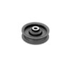MTD Snowblower Flat Idler Pulley 756-0240